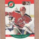 1990 Pro Set Hockey Vlacheslav Fetisov Devils #167