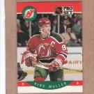 1990 Pro Set Hockey Kirk Muller Devils #172