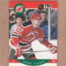 1990 Pro Set Hockey Janne Ojanen Devils #173