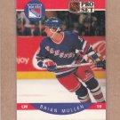 1990 Pro Set Hockey Brian Mullen Rangers #203