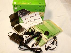 Sony Clie -  Palm 4.1