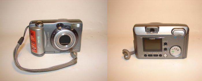 Canon A40 Used Digital Camera