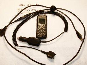 Pre-Paid Motorola GPS enabled phone