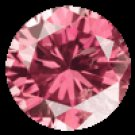 Order for Tracy: semi-mount ring, pink diamond, and head mount