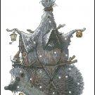 Monge Jean-Baptiste Cross Stitch Chart Hedgehog House