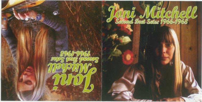 Joni Mitchell- Second Fret Sets 1966 2CDs