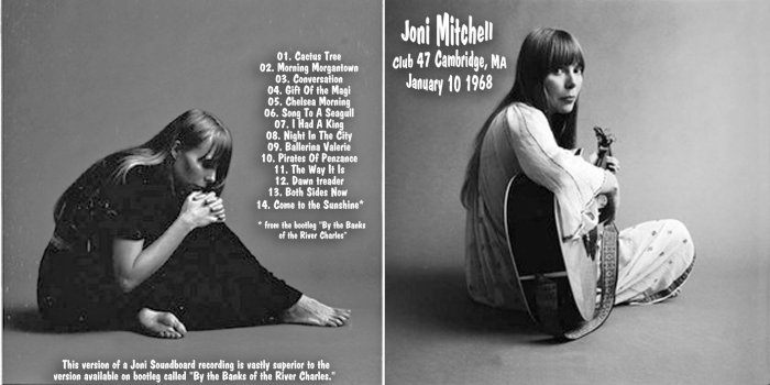 Joni Mitchell - Club 47 1968