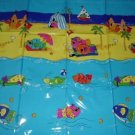 New GROOVIN FISH Tropical Sea Shower Curtain