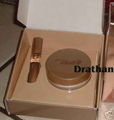 AVON TRESELLE Fragrance PERFUME ROLLETTE Body Souffle