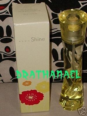 New AVON SHINE Eau de Parfum Spray Fragrance 2006 EDP