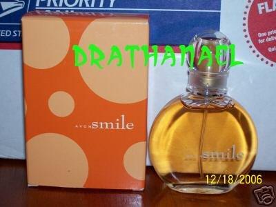 New AVON SMILE Fragrance Spray Cologne 2004