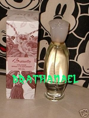 New AVON BUTTERFLY Cologne Spray Fragrance