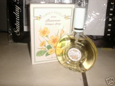 NEW AVON PRIMROSE Cologne Spray Fragrance Garden Pastel