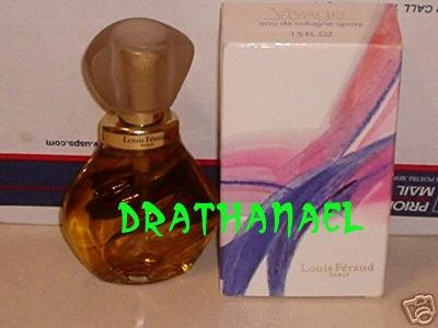New AVON VIVAGE Eau de Cologne Spray Fragrance Feraud 1984