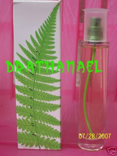 New AVON FOREST LILY Eau de Toilette Spray Fragrance 1998
