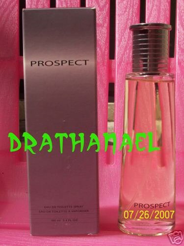 New AVON PROSPECT Mens Cologne Spray Fragrance 2003