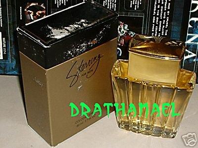 New AVON STARRING For Men Cologne Spray Fragrance 1997