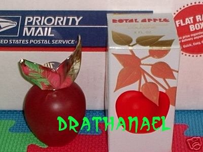 AVON BIRD OF PARADISE Cologne Royal Apple Fruit