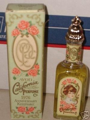 AVON MOONWIND Cologne Fragrance California Splash 1976