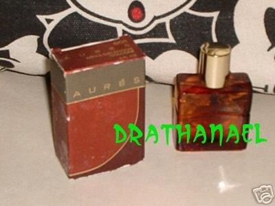 New AVON AURES Mini Fragrance Cologne Gift Edition 1986