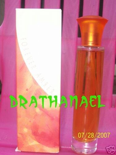 New AVON FOREVER AMBER Eau de Toilette Spray 1999