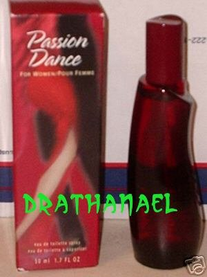 New AVON PASSION DANCE Fragrance Eau de Toilette Spray