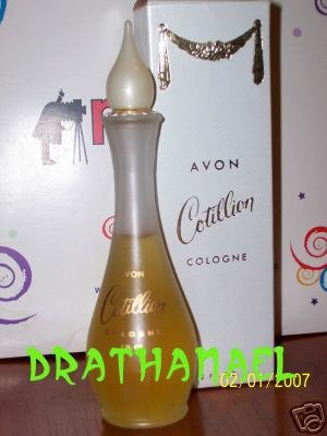 New AVON COTILLION Cologne Fragrance Splash 2.0 fl oz