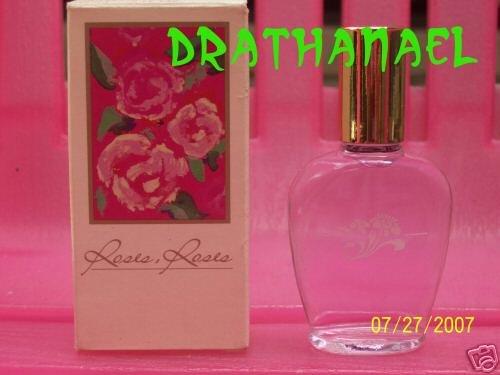 New AVON ROSES ROSES Cologne Fragrance Splash 1993 Mini
