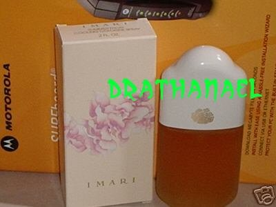 New AVON IMARI SUMMER FROST Fragrance Natural Cologne Spray 1988