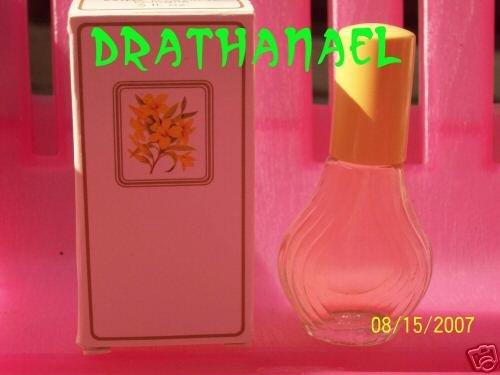 New AVON WILD JASMINE Cologne Fragrance Mini