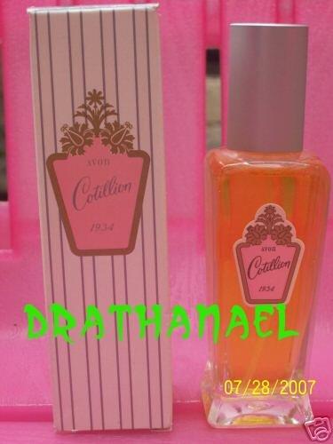 New AVON COTILLION Cologne Spray Fragrance 1996
