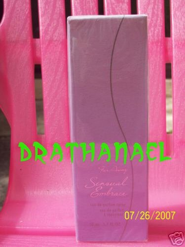 New AVON FAR AWAY SENSUAL EMBRACE Eau de Parfum Spray 2002