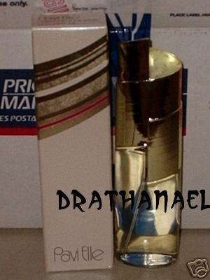 New AVON PAVI ELLE Ultra Cologne Spray Fragrance 1983