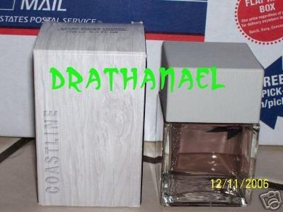 New AVON COASTLINE Fragrance AFTER SHAVE LOTION Men 1999