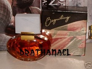 New AVON BEGUILING Fragrance Eau de Cologne Spray 1987