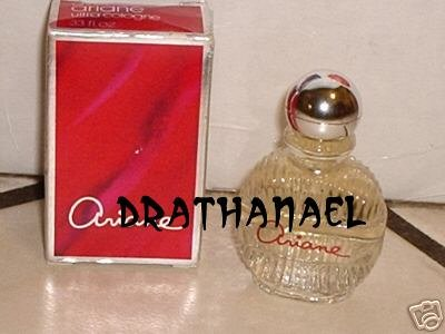 New AVON ARIANE Mini Ultra Cologne Perfume Fragrance
