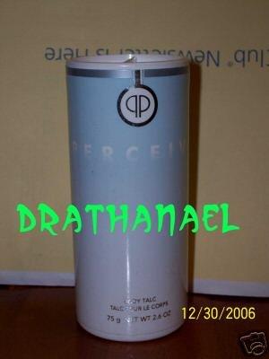 New AVON PERCEIVE Fragrance Body TALC Powder 1999
