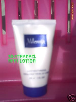 4 New AVON MILLENNIA Fragrance BODY MOISTURIZER MINI