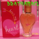 New AVON HERE's MY HEART Fragrance Cologne Spray