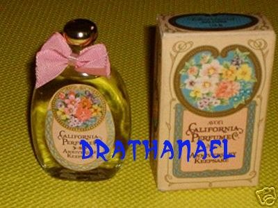 New AVON CHARISMA Cologne Fragrance California Perfume