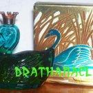 New AVON TOPAZE Cologne Fragrance Royal Swan Bird