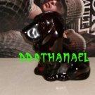 New AVON TOPAZE Cologne Fragrance Baby Bassett Dog 1978