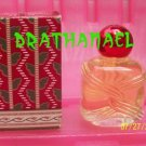 New AVON SOMEWHERE Cologne Fragrance Mini 1989