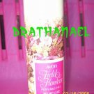 AVON FIELD FLOWERS Fragrance Perfume Body TALC Floral