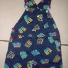 GYMBOREE Vintage Hawaii SHORTALL Bibs Small S 2T 3T 2/3