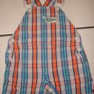 GYMBOREE Sports Classic SHORTALLS Bibs Small 2T 3T Ball