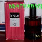 New AVON FRIKTION Men Cologne Spray Fragrance 1999