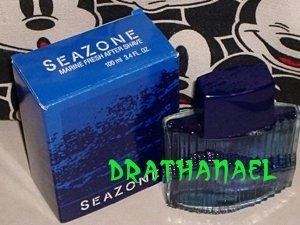 New AVON SEAZONE Fragrance Marine Fresh AFTER SHAVE 1994