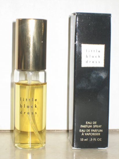 New AVON LITTLE BLACK DRESS Eau de Parfum Fragrance 2002
