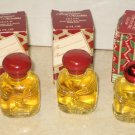 3 New AVON Vintage OCCUR ! Cologne Fragrance Lot b